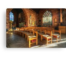 Birmingham Cathedral 3.0 Canvas Print