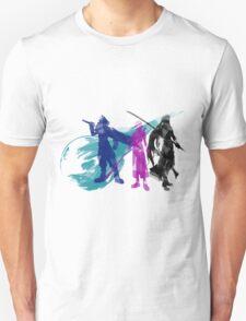 Final Fantasy VII Trio Souls T-Shirt
