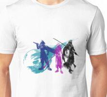 Final Fantasy VII Trio Souls Unisex T-Shirt