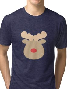Rudolph the Red Nosed Reindeer #1  Tri-blend T-Shirt