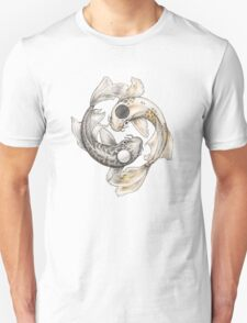 Ying and Yang Koi T-Shirt