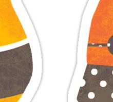 Fruit Genders Sticker