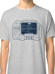 Windows for Pipboy Classic T-Shirt