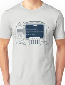 Windows for Pipboy Unisex T-Shirt