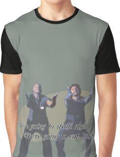 Steak night - Scrubs Graphic T-Shirt