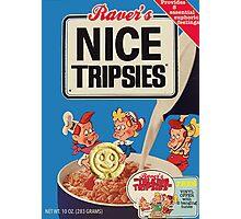 RAVER'S NICE TRIPSIES  Photographic Print