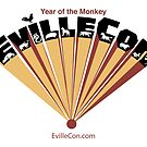 EvilleCon T Three by EvilleCon Anime Convention