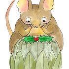 Gustav The Mouse (3/3) by Ellen Stubbings