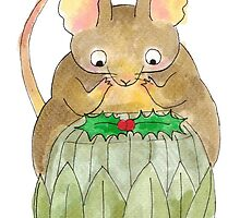Gustav The Mouse (3/3) by Ellen Stubbings