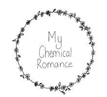 My Chemical Romance Flower Crown by bluehorizon