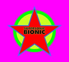 Supersonic Bionic by Ged J