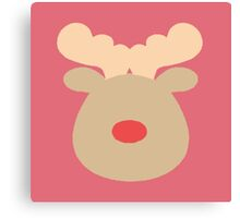 Rudolph the Red Nosed Reindeer #3 Canvas Print