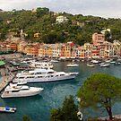 Portofino by Béla Török