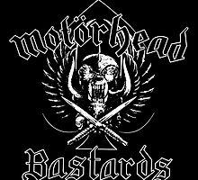 Motorhead Bastards by robertnorris