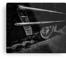 Speed Implied Metal Print