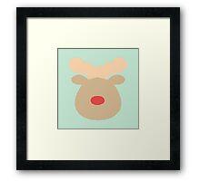 Rudolph the Red Nosed Reindeer #4 Framed Print