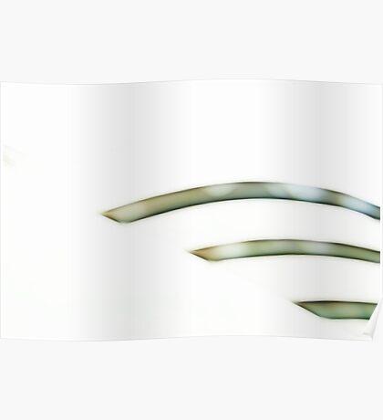 Guggenheim Swings #3 Poster