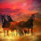 Triumvirate by Arla M. Ruggles