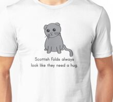Scottish Folds Unisex T-Shirt