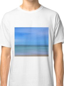 Abstract Seascape Classic T-Shirt