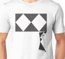 Angles of Perspective Unisex T-Shirt