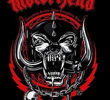 Motorhead by robertnorris