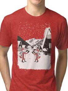 Aran Tri-blend T-Shirt
