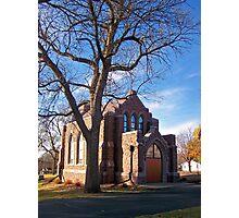 Glidden Memorial Chapel Photographic Print