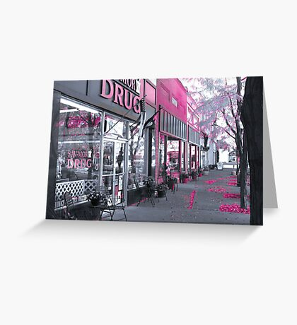 When You Need Pink, Make it Pink~! Greeting Card