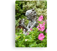 Garden Fairies Canvas Print