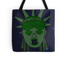 Statue of Liberty--Weeping Angel Tote Bag