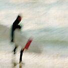 The Surfer by Anne Staub