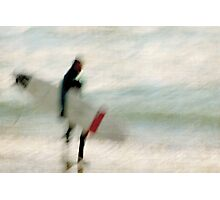 The Surfer Photographic Print