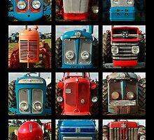 Tractors by MartinWilliams