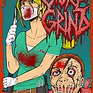 Goregrind - Nurse Kate Gore by Luke Kegley