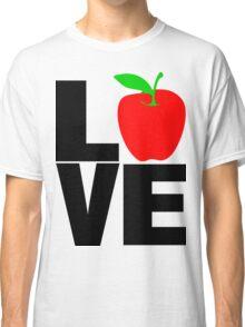 ღ♥Love Apple Clothing & Stickers♥ღ Classic T-Shirt