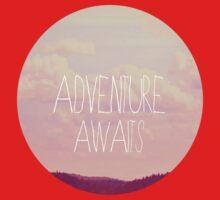 Adventure Awaits Kids Clothes