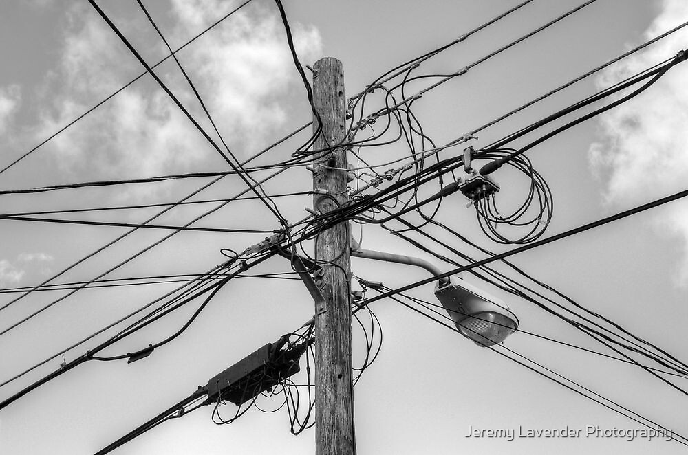 Life's Directions by Jeremy Lavender Photography