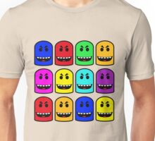 angry heads Unisex T-Shirt