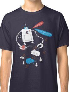 Robot love. Classic T-Shirt