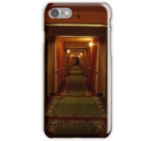 hallway iphone/samsung galaxy cover iPhone Case/Skin