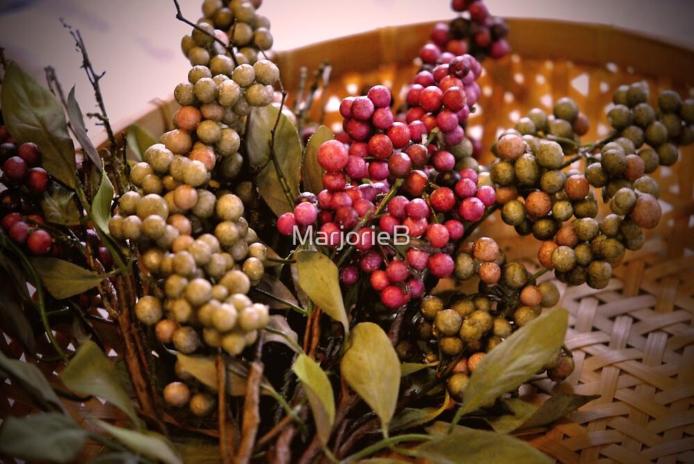 Berry Basket by MarjorieB
