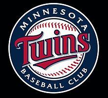 MLB - Twins by katieb1013