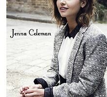 Jenna Coleman by clarawatchestv