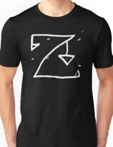 Storm magical symbol protection charm spell white magic Unisex T-Shirt