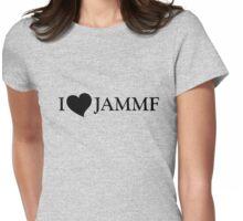 I <3 James Alexander Malcolm MacKenzie Fraser Womens Fitted T-Shirt