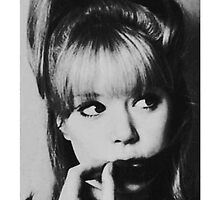 Pattie Boyd! by Bella Lapa