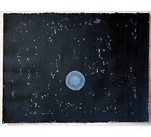 Idéés Blanches - White Ideas #6 - Mental Constellations #1 Photographic Print
