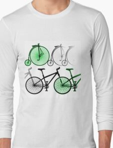 Cycles old and new Long Sleeve T-Shirt