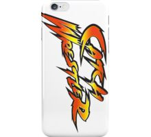 Catch Wrestler iPhone Case/Skin